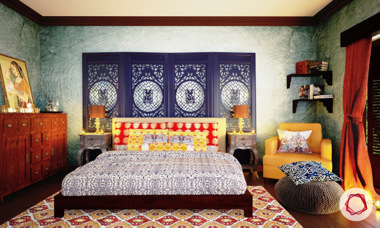 Traditional Indian Interior