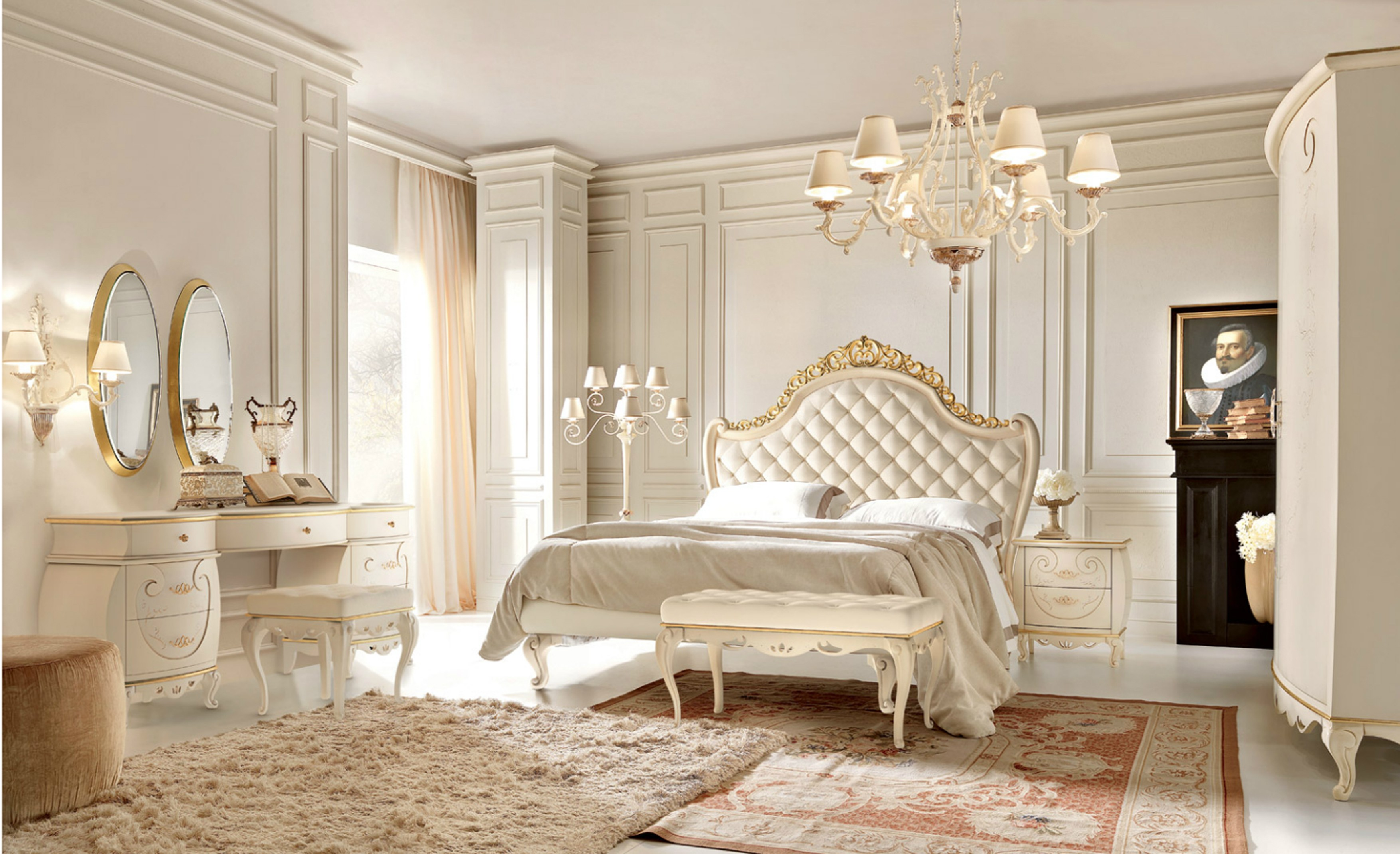 Deco Luxury Bedroom