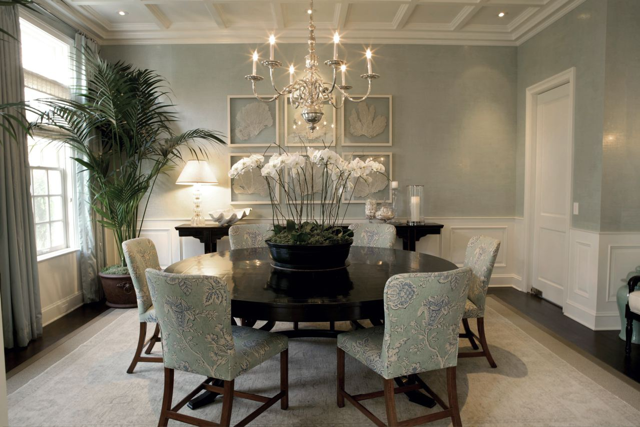 Glam Dining Area