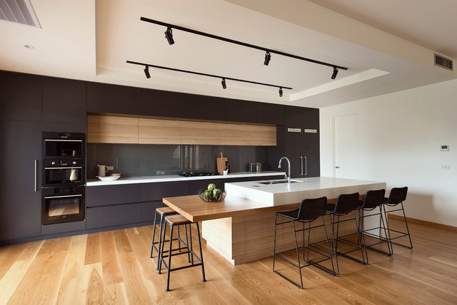 Industrialist Kitchen